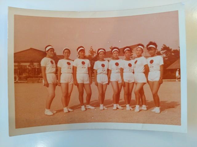 1964年の聖火リレー
